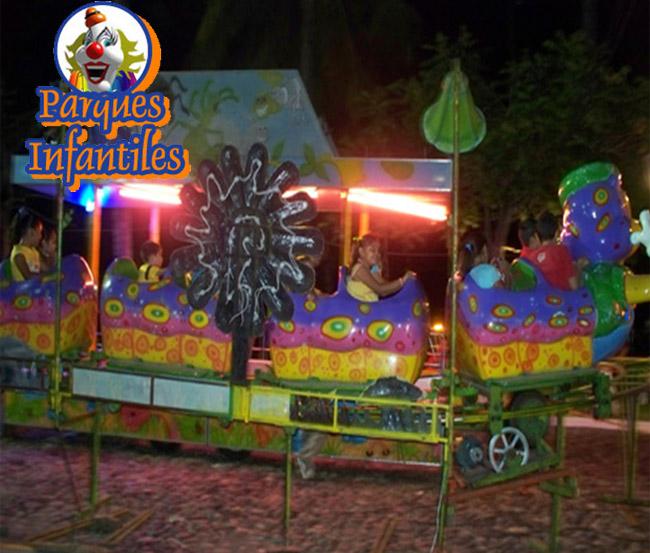 Parques Infantiles Carruseles Tios Vivos Calesitas Carruselitos