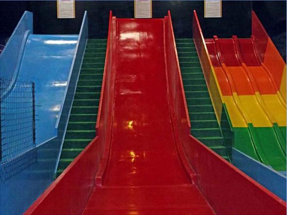 Atracciones Infantiles Parques Infantiles Resbaladillas